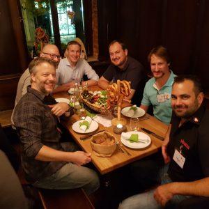 Austausch unter Experten _ Team Fokusgruppe Software - Treffen mit Systemhaus Chefs und Entwicklern in München
