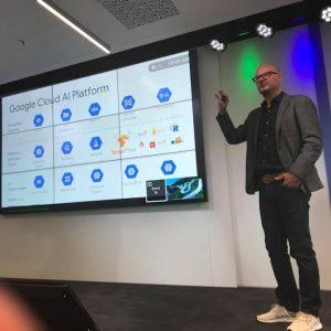 Google Münschen - Klasse Kongress mit sehr gutem Input und tollen Gesprächen